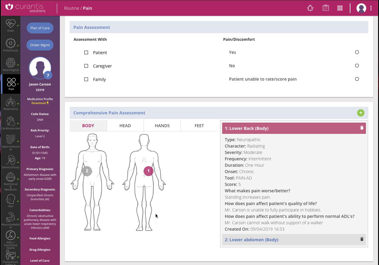 Comprehensive Pain Assessment-1